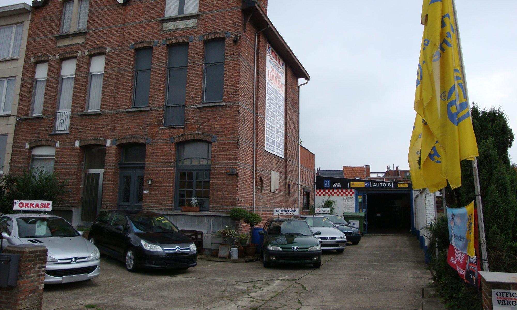 Garage & carrosserie Lemmens