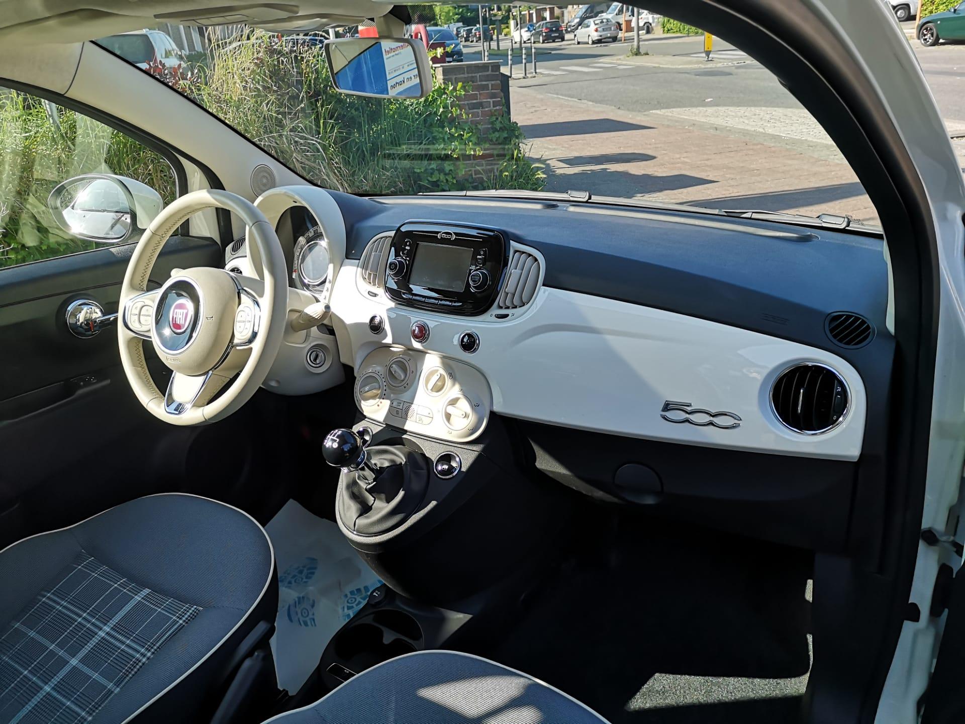 Fiat 500 €11.950,00