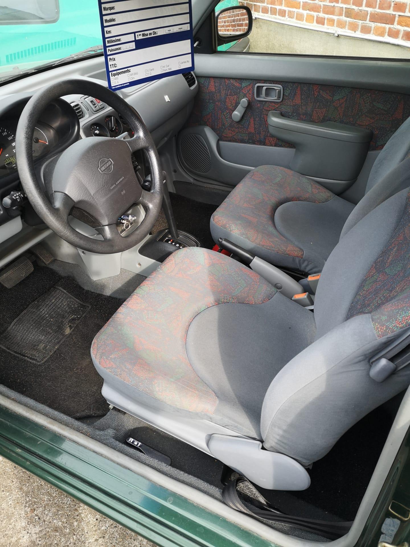 Nissan Micra €1.950,00